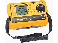 Metriso®3000 Resistance meter