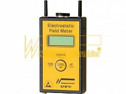 Electrostatic fieldmeter EFM®51