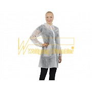 Women's/Men's disposable non-woven smock