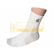 ESD-Line Socks, white/grey