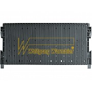 Wez Rack®System,Single wall 400/422/432, 355 x 180 x 22/32 mm, 180 series