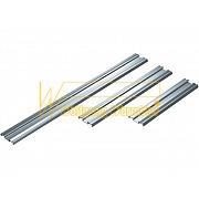 Wez Rack® System Aluminium rack profile, 180 series