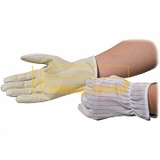 ESD-Gloves leather - 8745.PS500