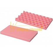 Polyurethane foam (PU), soft for tote boxes
