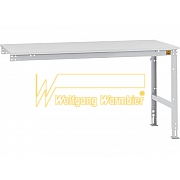 Workbenches - Melamine Resin Coated Extension table