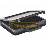 WEZ-BLACKLINE® Carrying case with flat base