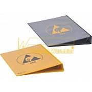 ring binder DIN A4 PVC IDP-STAT®