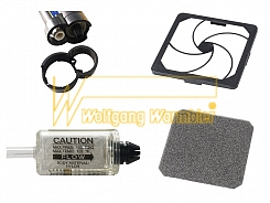 Ionisation accessories / spare parts