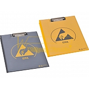 Clipboard with tote DIN A4 PVC IDP-STAT®