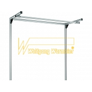 Aluminium posts for Melamine Resin Coated tables