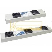 Ionizer type SOB overhead model
