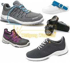 Schuhe / Fersenbänder