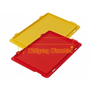 IDP-STAT® hinged cover - disspative
